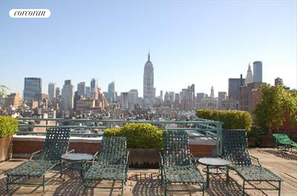 New York City Real Estate | View 22 West 15th Street, #PHB | rooftop