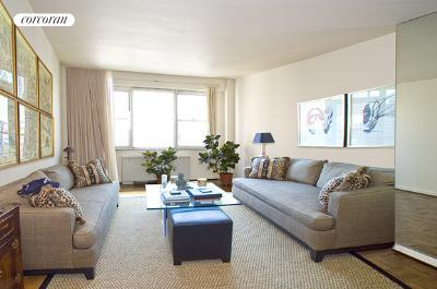 205 East 63rd Street, 10E, Living Room