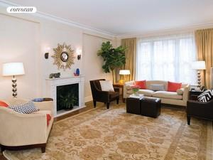 180 Riverside Drive, 3C, Living Room