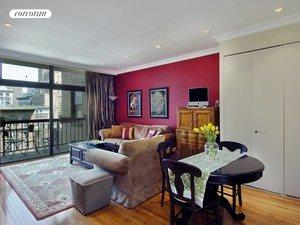 253 West 73rd Street, 9G, Living Room