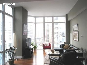 10 West End Avenue, 12A, Living Room