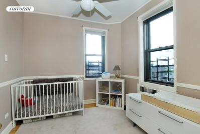 40 Prospect Park West, 5G, Bedroom