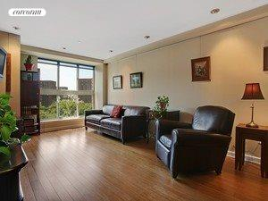1400 Fifth Avenue, 8J, Living Room