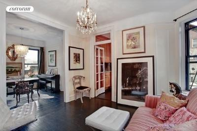 227 West 11th Street, 55, Living Room