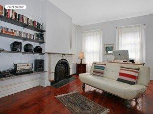 262 Berry Street, Living Room