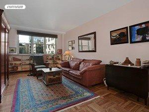 63 East 9th Street, 8A, Living Room