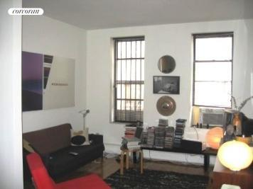 178-184 East 2nd Street, 4B, Living Room