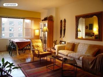 60 East 8th Street, 11J, Living Room