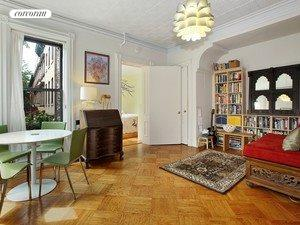 144 Saint Marks Avenue, 3B, Living Room / Dining Area