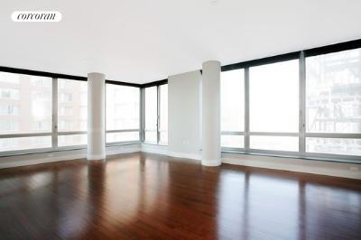 30 West Street, 7F, Living Room