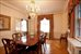 655 Park Avenue, 6B, Immense Corner Formal Dining Room