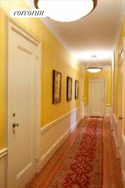 Elegant Interior Hallway