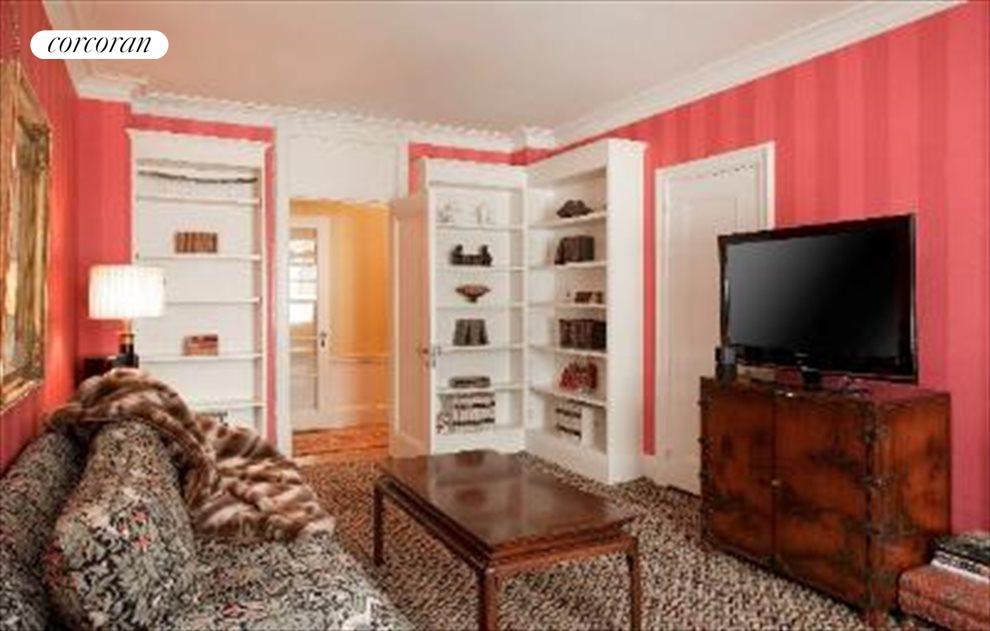 Formal Library, Den or Add'l Bedroom