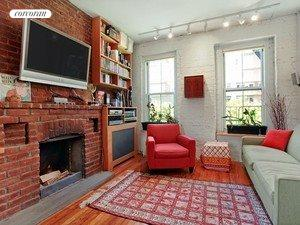 92 Horatio Street, 3M, Living Room