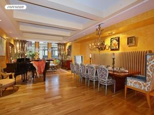 24 East 21st Street, 3, Dining Room