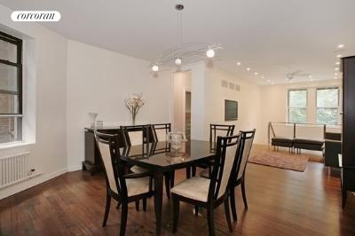 127 West 82nd Street, 3B-2E, Dining Room