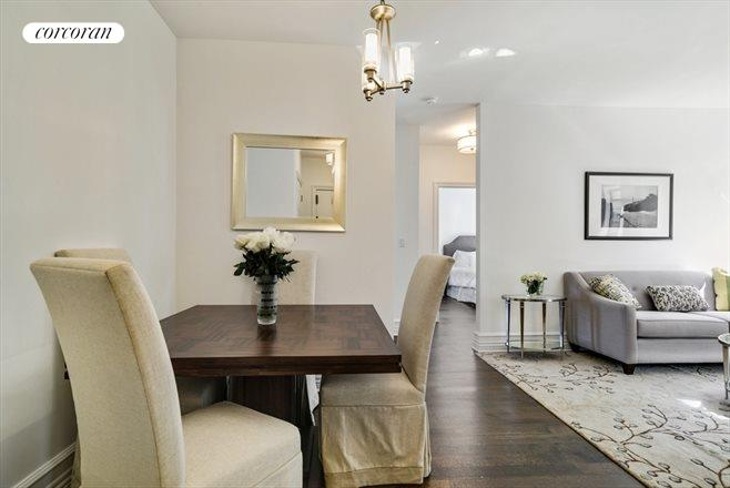 255 Eastern Parkway, E8, Charming dining area...
