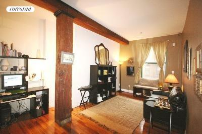 29 Tiffany Place, 3F, Living Room