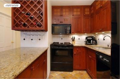fully-renovated granite kitchen