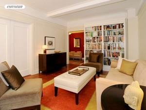 41 West 96th Street, 8C, Living Room