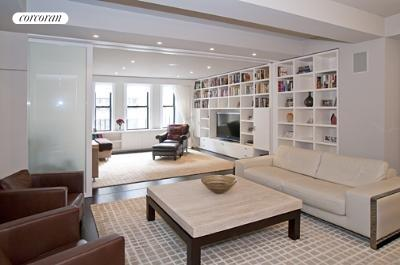 685 West End Avenue, 9B, Living Room