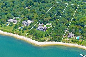Spectacular 10 Acre Waterfront Compound With Sunset Views, North Haven