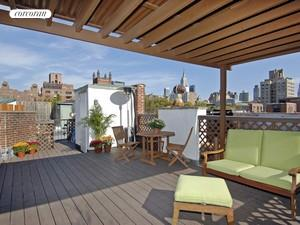 Amazing Roof Deck