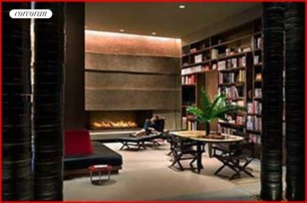 Lounge  / Library