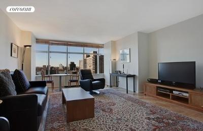 160 West 66th Street, 21A, Living Room