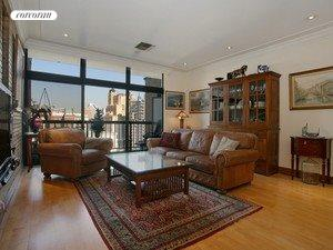 253 West 73rd Street, 13G, Living Room