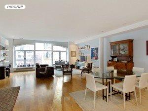 129 West 20th Street, 5A, Living Room