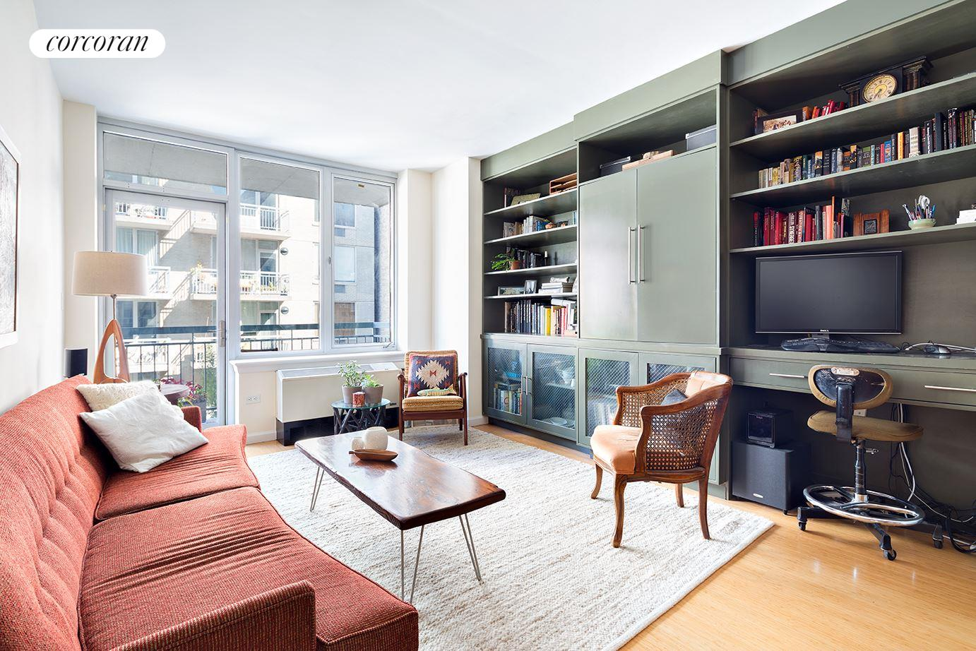 26 Broadway, 305, Living Room