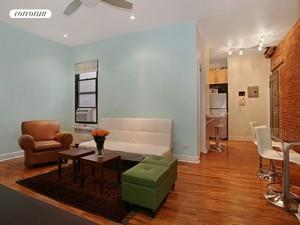 320 East 86th Street, 5A, Living Room