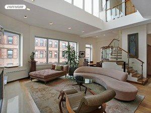 100 West 81st Street, 5D, Living Room