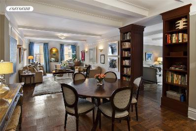 145 West 86th Street, 14A, Living Room