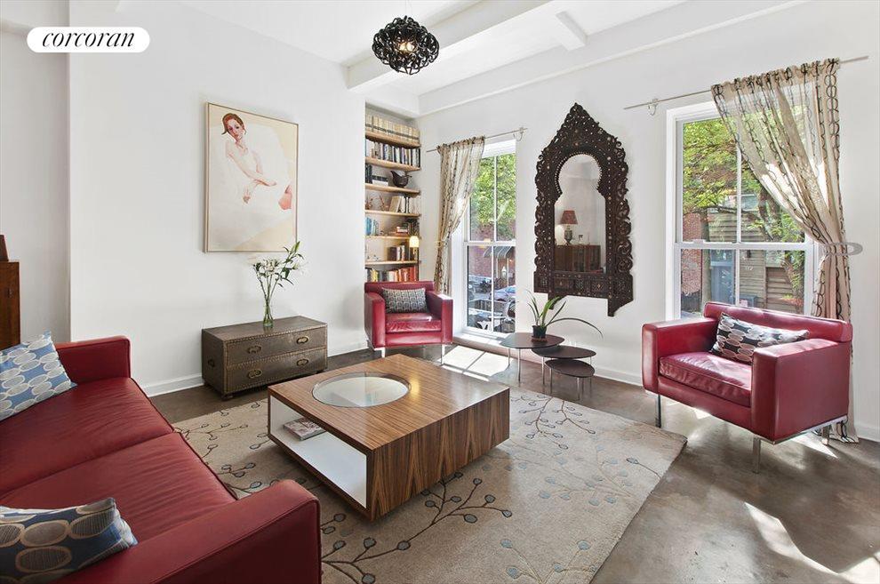Living Room Designed for Entertaining