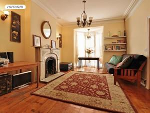 121 Vanderbilt Avenue, Living Room