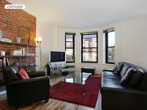 101 West 81st Street, 419, Living Room