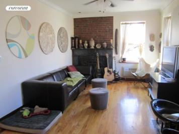 223 Smith Street, 3F, Living Room