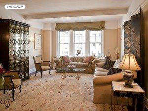 50 West 96th Street, 6A, Living Room