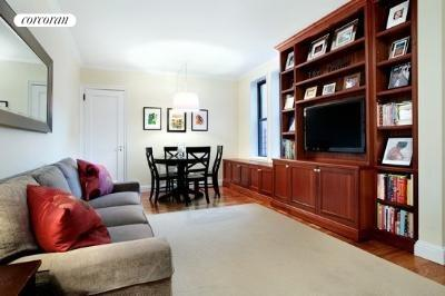 166 East 92nd Street, 6G, Living Room