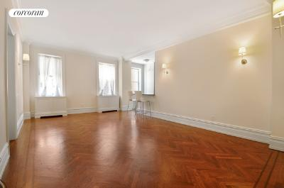 610 West 110th Street, 5B, Living Room