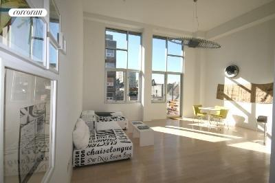 100 North 3rd Street, 3D, Living Room