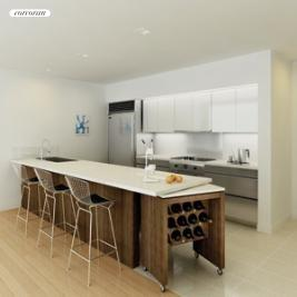 447 West 18th Street, 7D, Kitchen