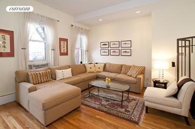 119 West 82nd Street, 2-3, Living Room