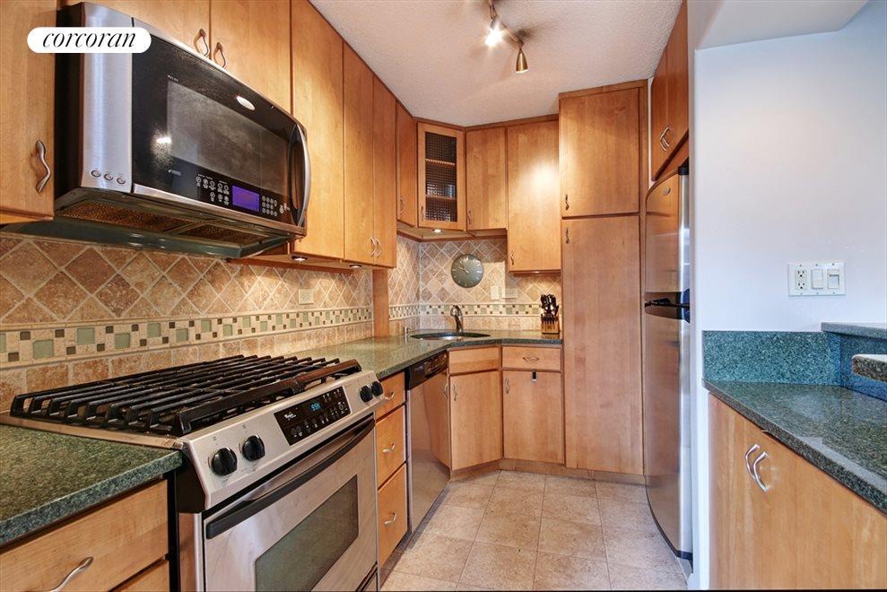 Renovated Open Kitchen