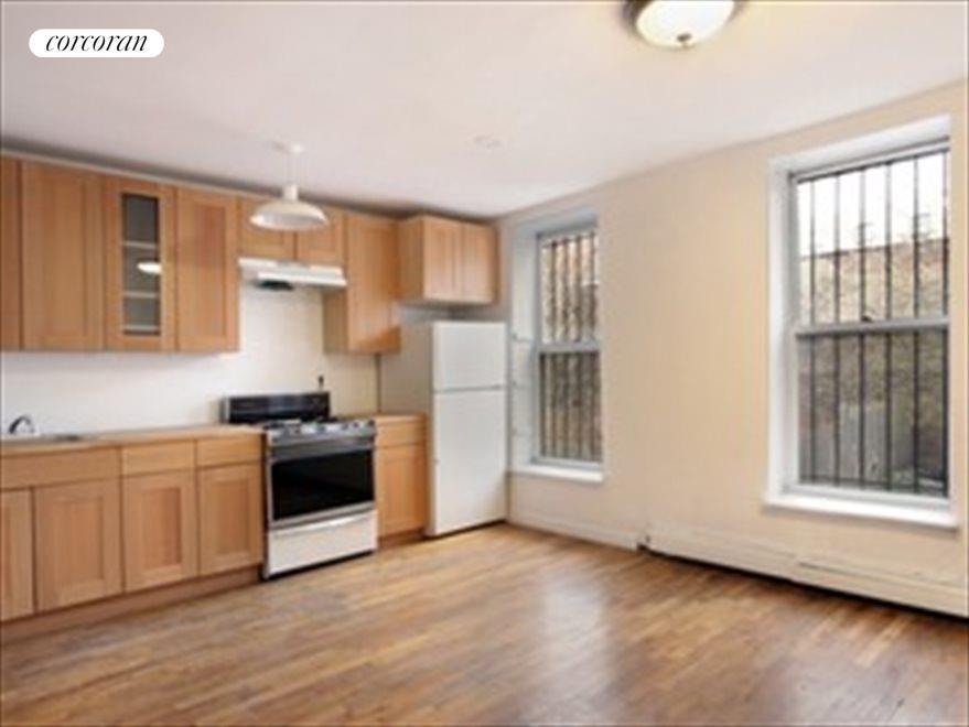 Parlor Floor, Kitchen, Lwr Dplx