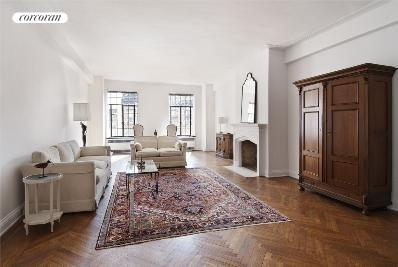 300 Central Park West, 5B, Living Room