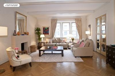 302 West 86th Street, 8B, Living Room