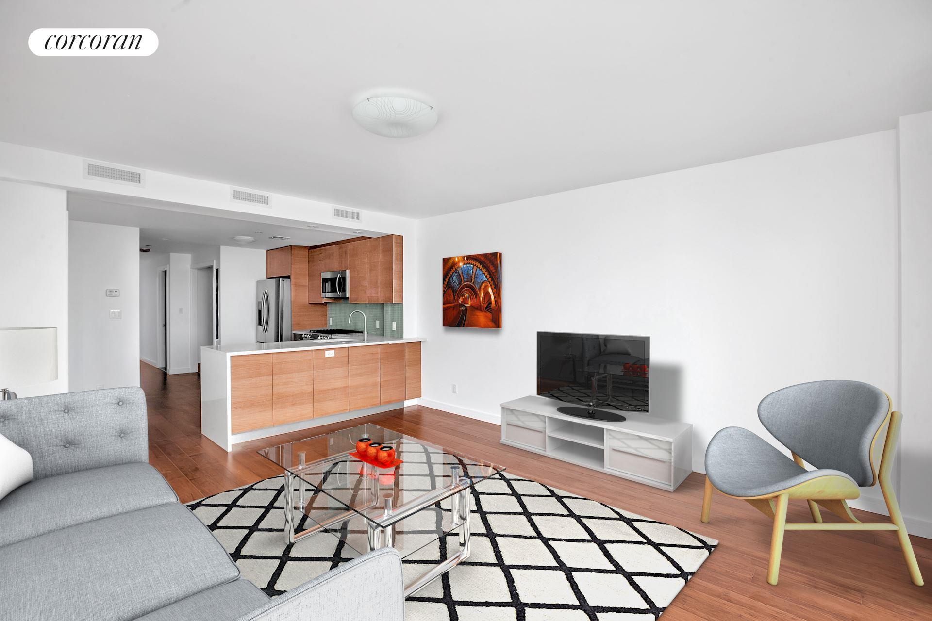 Corcoran, 330 Bleecker Street, Apt. PH/4B, Bushwick Real Estate ...